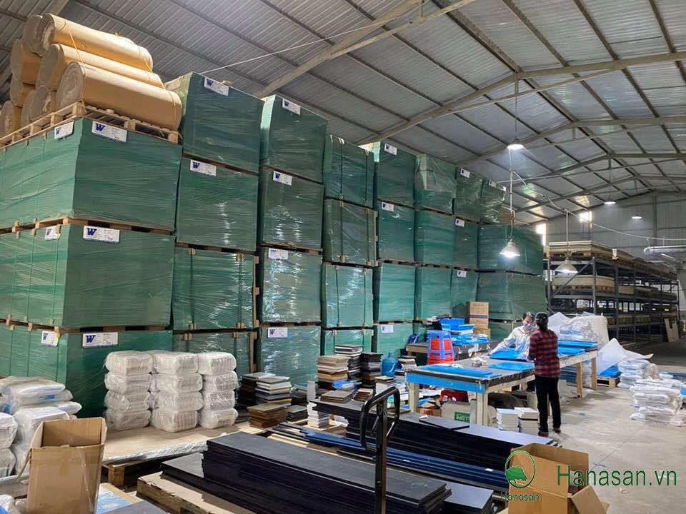 Cốt gỗ xanh HDF nhập khẩu