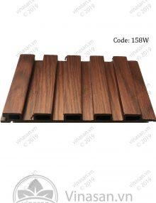 ốp tường gỗ nhựa