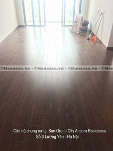 làm sàn gỗ