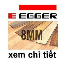 Sàn gỗ Egger 8mm