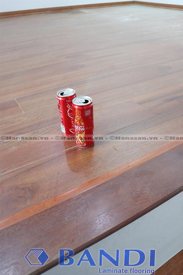 Sàn gỗ Bandi D3490 Indonesia 12mm