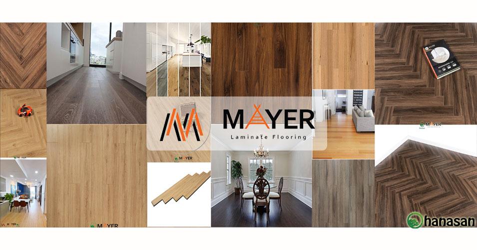 banner sàn gỗ mayer