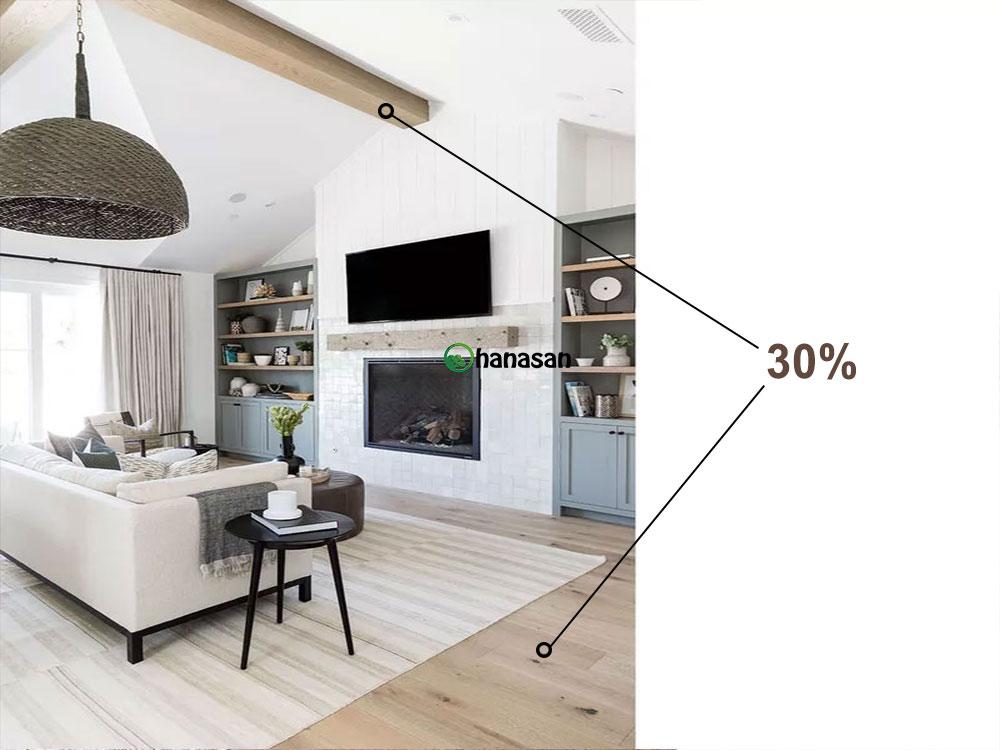 cách chọn màu sàn gỗ
