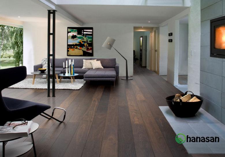 cách chọn sàn gỗ hợp phong thuỷ mênh kim