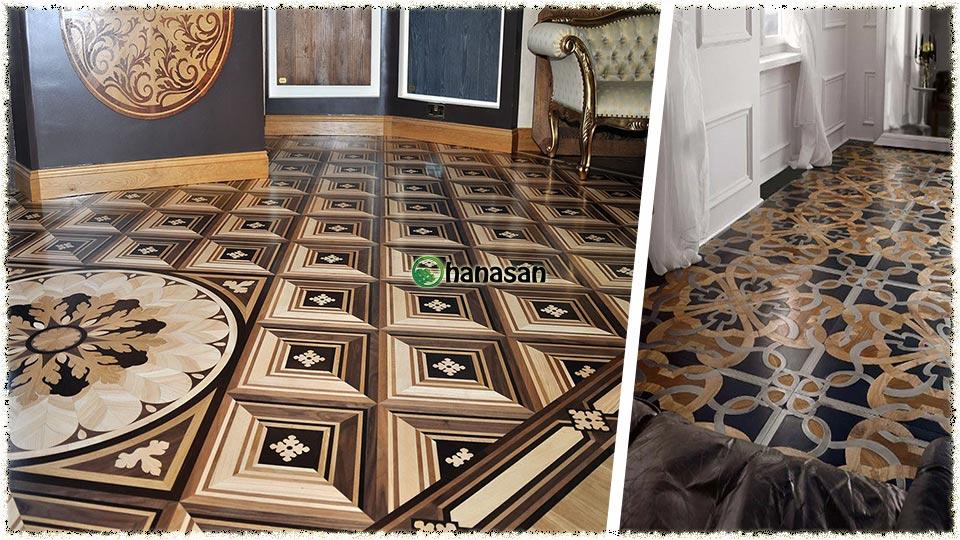 Lắp đặt sàn gỗ đẹp