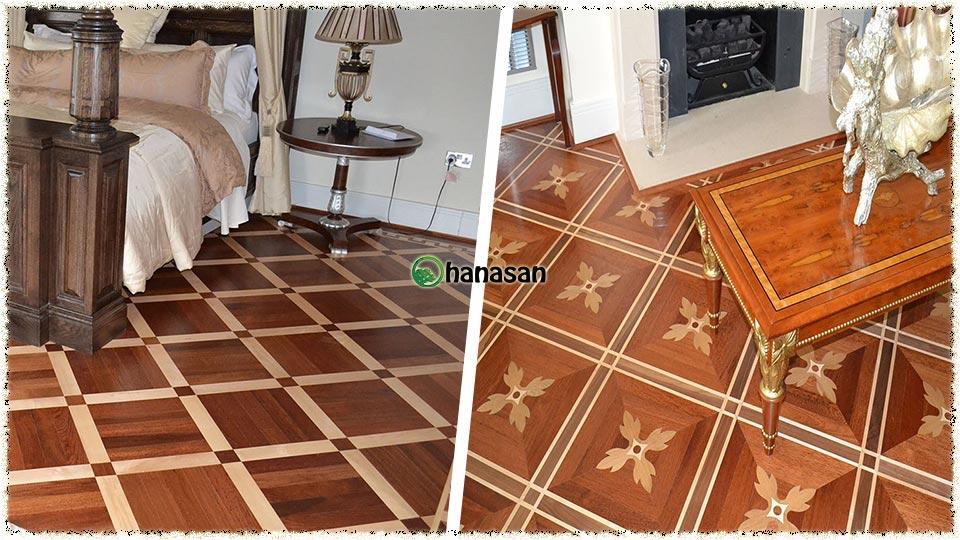 Lát sàn gỗ đẹp