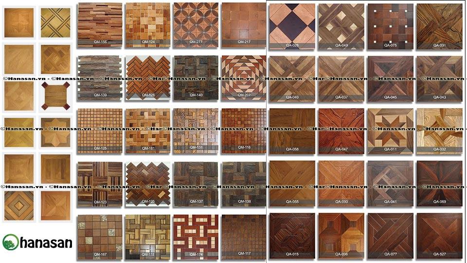 Tổng hợp các kiểu lắp đặt sàn gỗ